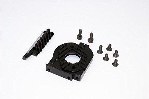 GPM HPI Sport 3 Flux Tuning Teile Aluminium Motor Heat Sink Mount - 1 Set Black