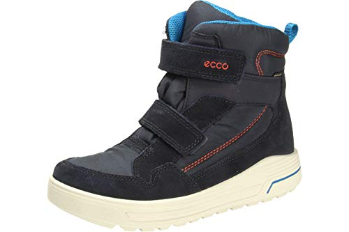 ECCO Urban Snowboarder Stiefel Jungen Night Sky/Olympian Blue Schuhgröße EU 31 2020 Schuhe