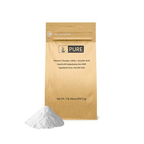 Vitamin C Powder (2 lbs) by Pure, E…