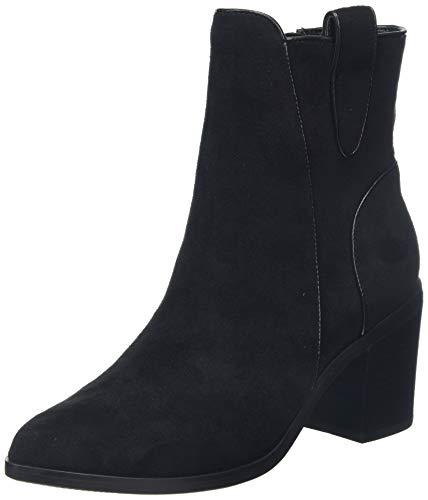 Buffalo Damen FLICKA Stiefeletten, Schwarz (Black 001), 36 EU