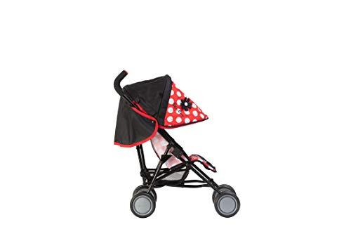 Silver Cross Pop-poppenbuggy - stof Limited Edition Red Polka Dot. Voor kinderen van 18 maanden tot 3 jaar
