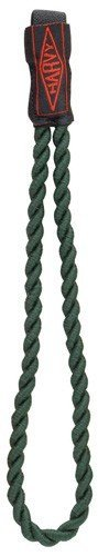 Twisted Rope Wrist Straps with Elastic Band for Walking Canes and More GREEN