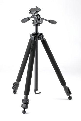 Velbon Geo-Series E535D carbon driepoot statief incl. PHD-55D kop (hoogte 182,4 cm, belastbaarheid 3 kg)