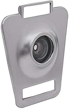 Tuff Stuff 90DC Satin Chrome 26D Keystone Door Viewer