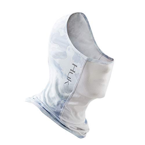 Huk Men's Current Camo Neck Gaiter | Face Protection with UPF 30+ Sun Protection , Kenai, OSFA