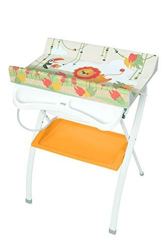 Brevi Lindo Beige bañera para bebés - bañeras para bebés (Beige, 730...