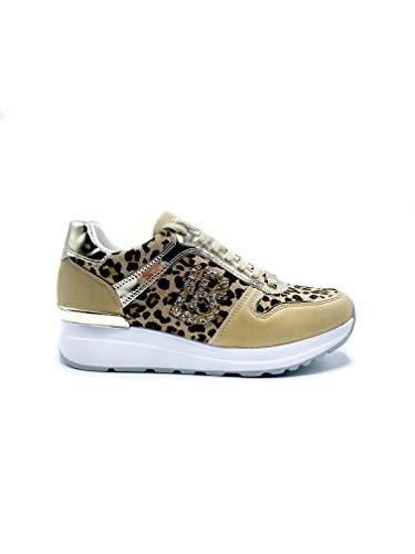 Sneakers Laura Biagiotti 6102 Beige (39)