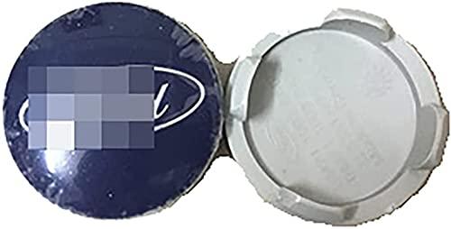 4 Piezas Coche Tapacubos, para 54mm F Rueda Tapas Centrales Prueba de Polvo Decorativa Accesorios De Estilo