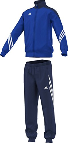 adidas Unisex - Kinder Trainingsanzug Sereno14, cobalt/Newnav/white, 116, F49716