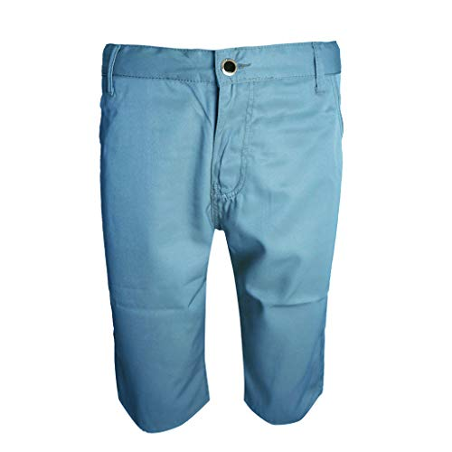 Sommer Mid Rise Herren Mode Lose Beiläufige Fans Einfarbige Hosen Summer mid Rise Loose Casual Fans in solid Color Pants Khaki Schwarz Blau Rot 28/29/30/31/32/33/34/36/38
