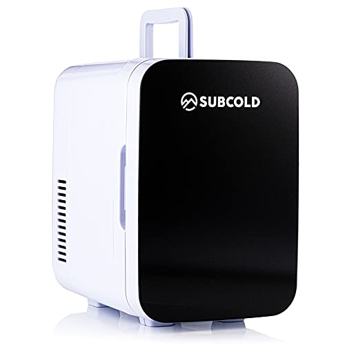 Subcold Ultra 6 Mini Fridge Cooler & Warmer | 3rd Gen | 6L capacity |...