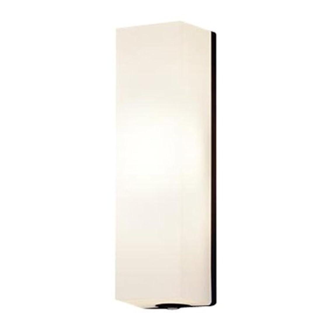 ヒステリック老人説明するPanasonic LED ポーチライト 壁直付型 40形 電球色 LGWC81271LE1