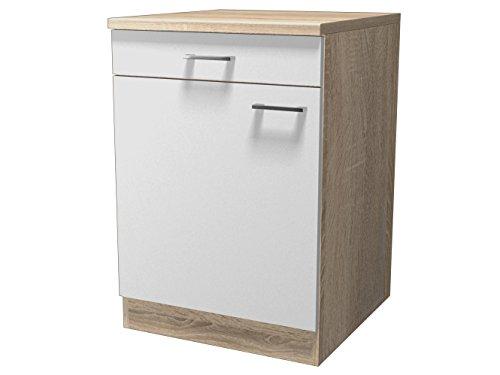 Flex Well Küche Einzelteile, Kunststoff, Transparent, 88.8 x 58 x 9.4 cm