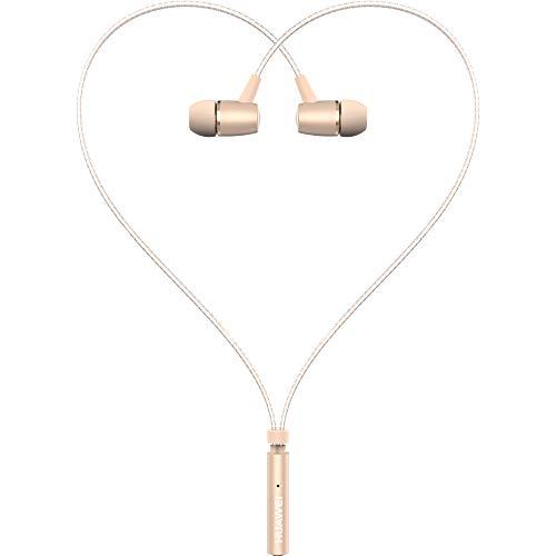 Huawei 22040218 Motor in-Ear Kopfhörer mit Mikrofon am 12Plus Gold - 2