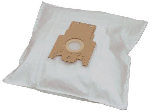 BasicXL 51416 Staubsaugerbeutel / Staubsaugertüten für Miele - ähnlich FJM - GN - Vlies - 10er Pack