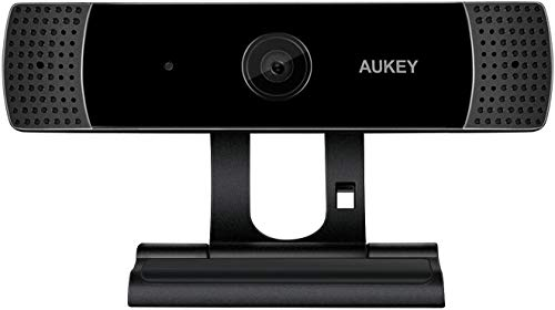 Our #3 Pick is the AUKEY PC-LM1 1080p HD Webcam