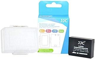 JJC B-NPW126 Battery for Fujifilm NP-W126 and Fuji FinePix HS30EXR, HS33EXR, HS50EXR, X-A1, X-E1, X-E2, X-M1, X-Pro1, X-T1