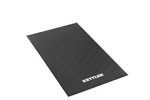 Kettler Erwachsene Bodenschutzmatte Cardio Zubehör, Schwarz, 220x100 cm