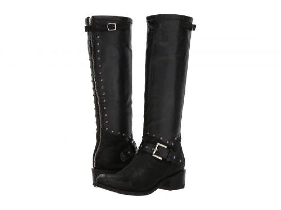 剃る親密な逮捕Cordani(コルダーニ) レディース 女性用 シューズ 靴 ブーツ ロングブーツ Serra - Black Leather [並行輸入品]
