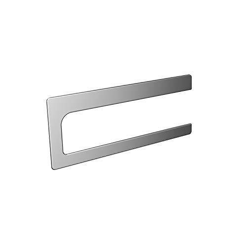 Emco Art 165500101 Anneau Porte-Serviette à Fixer au Mur Chromé 240 mm