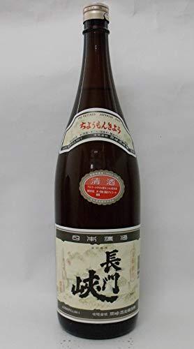 岡崎酒造場『長門峡 大吟醸1.8L』
