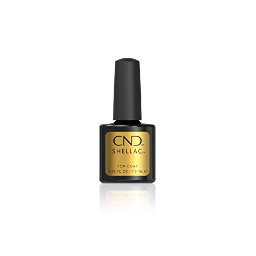 Cnd Shellac Top Coat Esmalte en Gel - 7.3 ml