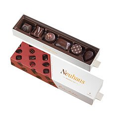 Neuhaus - Bombones impulse caprice chocolate negro