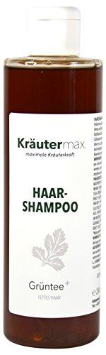 Grüner-Tee Haar-Shampoo fettige Haare 1 x 250 ml