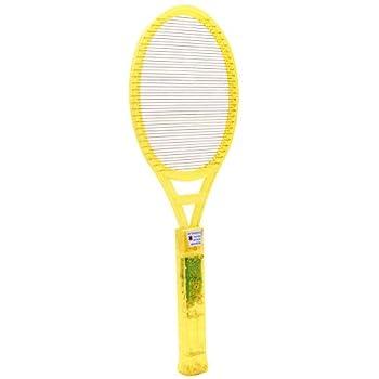 The Executioner Tapette à moustiques pour intérieur et extérieur - Plus de 50 cm de long - Jaune
