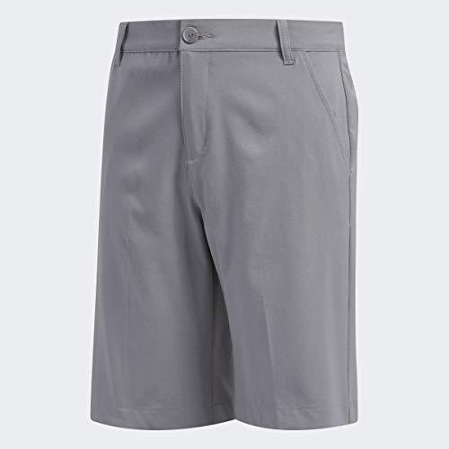 adidas Golf Solid Golf Shorts, X-Large, Grey Three