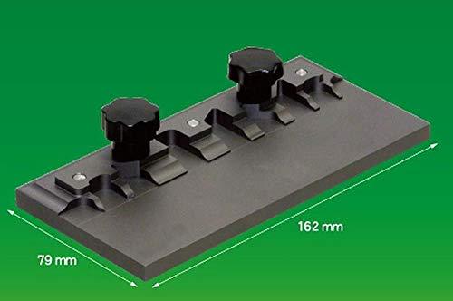 Biegehilfe f/ür Foto/ätzteile Master Tools 09932 Modellbauzubeh/ör Photo Etched Parts Bender M grau