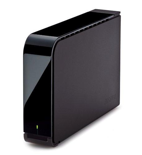 BUFFALO ドライブステーション 外付けハードディスク 1.0TB HD-LB1.0TU2