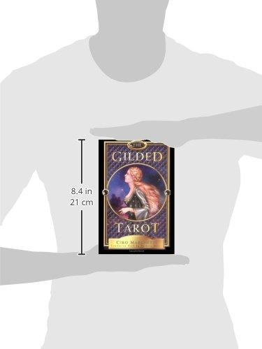 The Gilded Tarot (Book and Tarot Deck Set)