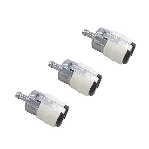 DierCosy Tools 3 Stück Benzinfilter Kraftstofffilter Für Dolmar Ps 4605 500 4600 460 510 5105 390 410 411 115