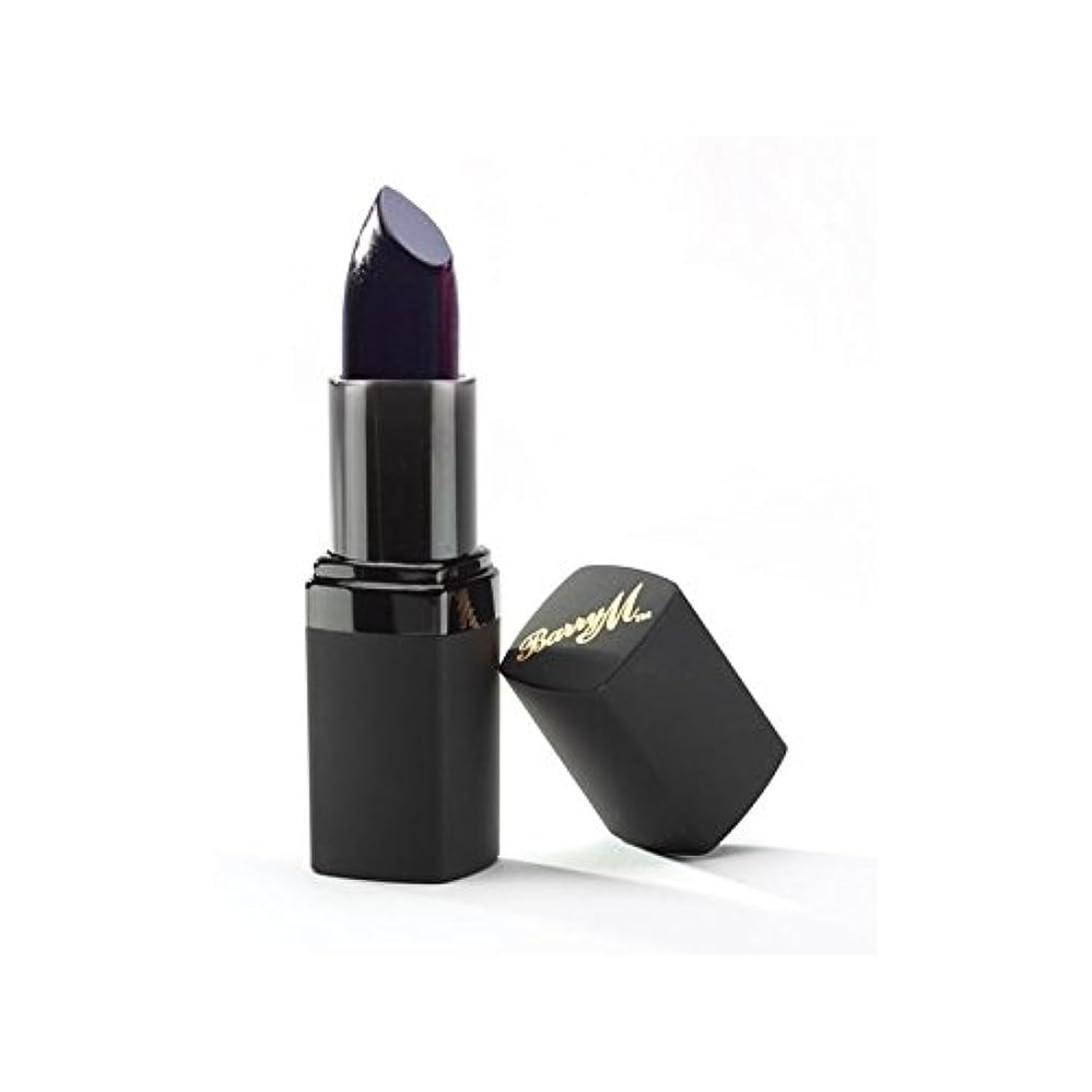 セクションますますコードBarry M Lip Paint Black (Pack of 6) - バリーリップペイントブラック x6 [並行輸入品]