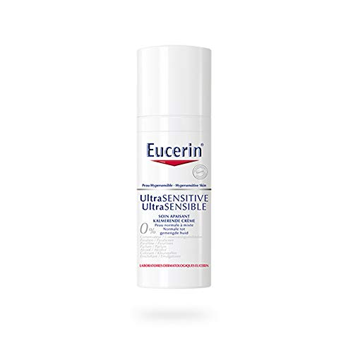 Eucerin Ultra Sensitive Normal To Combination Skin Soothing Care