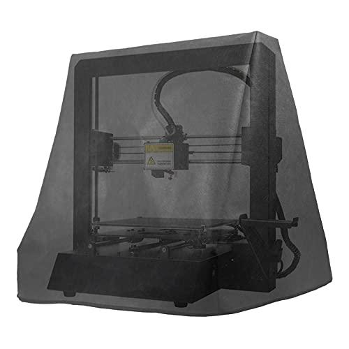 kristy Staubschutzhülle für Anycubic I3 Mega 3D Drucker, schwarzer Drucker Schutzhaube Schutzhülle, Zubehör für Drucker, Langlebig & Verschleißfest, 45.3 x 42.7 x 42 cm