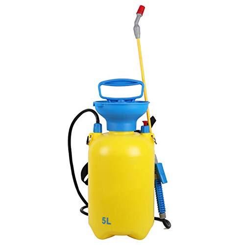 5L Rugspuit, Pump Action Drukspuit Met Drukontlastingsklep, Tuin Veldspuit Irrigatie, Car Clean