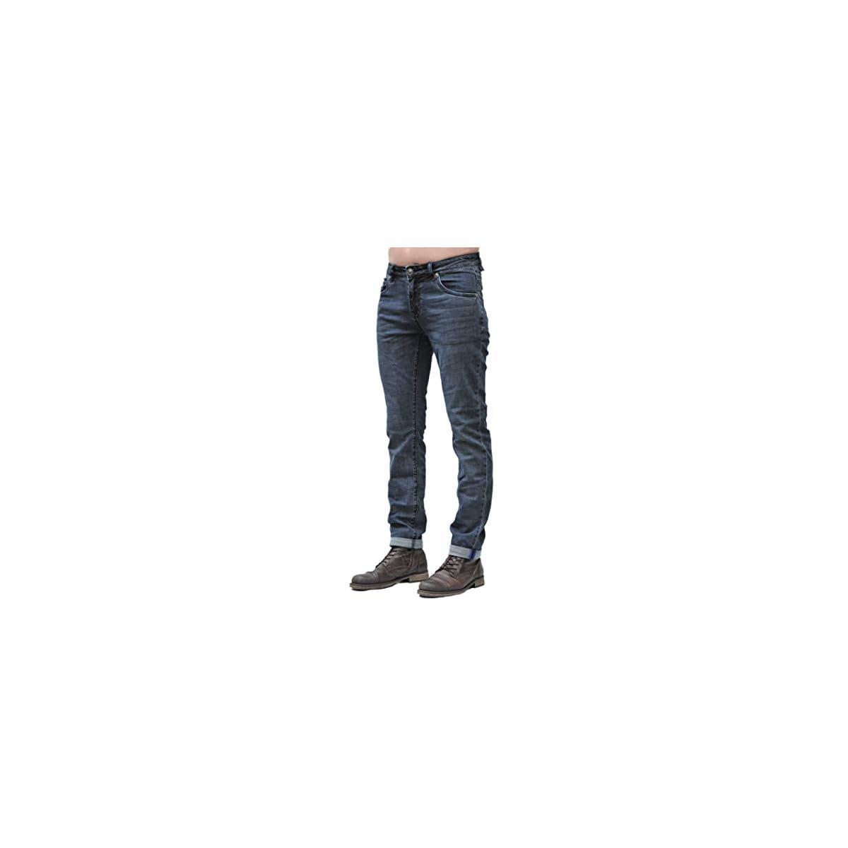Blue Monkey Jeans Herren Markus dunkelblau