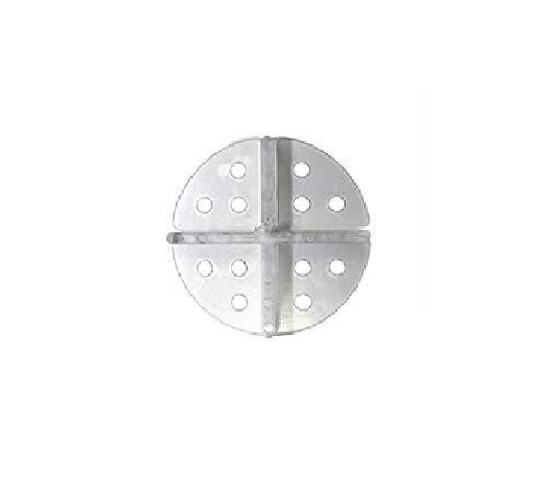 Miko® Tellerfugenkreuz Transparent, Verlegehilfe, Platten leicht verlegen der Marke Miko®