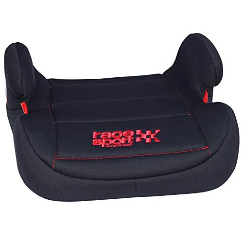 """Sumex Boster3 - Booster - Asiento Elevador De Niño """"Racesport"""" Grupo 2 - 3, (Aproximadamente De 3 A 10 Años/ 15 A 36 Kg) Homologado Y Certificado"""