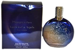 Men Van Cleef & Arpels Midnight In Paris EDT Spray 4.2 oz 1 pcs sku# 1785959MA