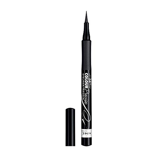 Rimmel Colour Precise Eyeliner, Black, 0.04 Fluid Ounce