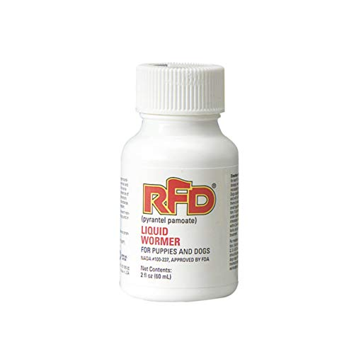 7986 RFD Liquid WORMER 60ML 12-60 Milliliters by Pfizer