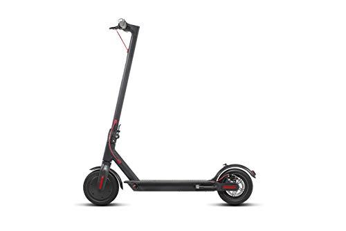 "Moma Bikes Patinete Eléctrico Plegable E-500 Ruedas Macizas 8,5"", 25km/h Autonomía 30km"