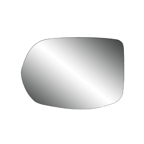 """Fit System - 88268 Driver Side Non-Heated Mirror Glass w/Backing Plate, Honda CR-V, 4 15/16"""" x 7 7/16"""" x 7 11/16"""""""