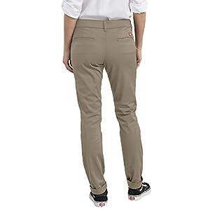 Dickies Women's Straight Flex Twill Pant