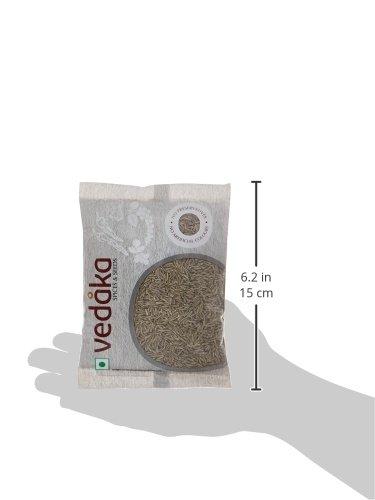 Amazon Brand - Vedaka Cumin (Jeera) Seed, 100g 4