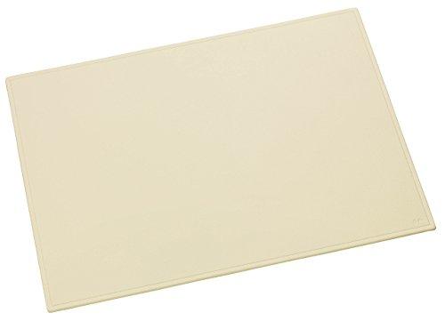 Läufer 38084Ambiente SCALA–Superficie para escribir 45x 65cm, de cuero auténtico, color beige