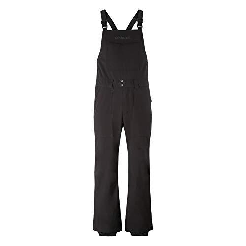 O'NEILL Shred Bib Pantalones para Nieve, Hombre, Color Negro, M